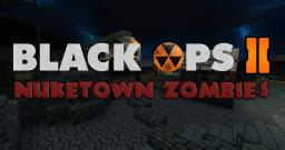 [Black Ops II] Nuketown Zombies Minecraft Map & Project