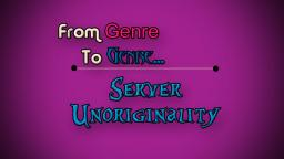From Genre to Genre - Server Unoriginality Minecraft Blog Post