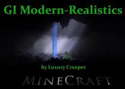 GI Modern-Realistics x64 - Minecraft 1.5.1 Minecraft Texture Pack