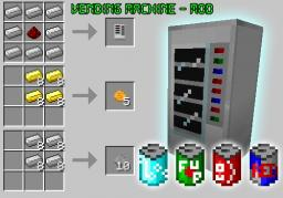 The Vending Machine Mod - Given to general3214 Minecraft Mod