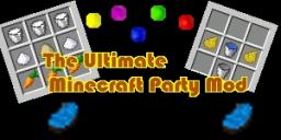 [50th subscriber special]The Ultimate Party Mod [Minecraft 1.4.2][Baloons][Cake][Party Clothes] Minecraft Mod