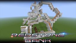 Minecraft Redstone Bank (For 3 Users, With Minecarts) 1.4.4