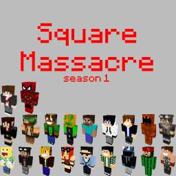 Kwadratowa Masakra 1 - Square Massacre 1 - WALLPAPER Minecraft Blog
