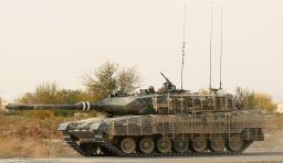 Tank: LEOPARD 2 A6