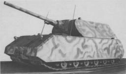 WW2 Tank: MAUS Minecraft Project