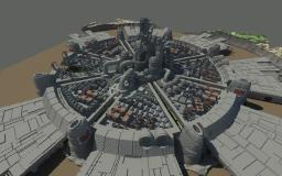 Midgar - Final Fantasy VII -  AEGIS GAMING Minecraft Map & Project