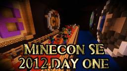 Minecon Server Edition 2012 Day 1 Minecraft Blog Post