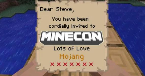 Minecon capes? Minecraft Blog