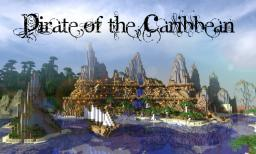 Pirate of the Caribbean Minecraft Minecraft Map & Project