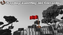 Flagging, Removing and Contesting - An Explanation Minecraft