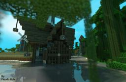 Rivermill Farm Minecraft Map & Project