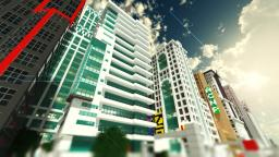 Greenfield Project - Modern Seaside Apartments Minecraft Map & Project