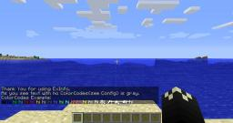 How to make colored text Minecraft Blog Post