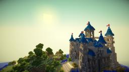 Village And Castle Minecraft Map & Project