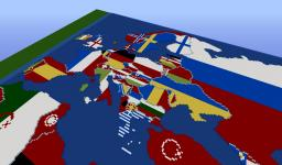 Europe Minecraft Project