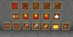 [1.4.6[FORGE][WIP]Extra Food Minecraft Mod