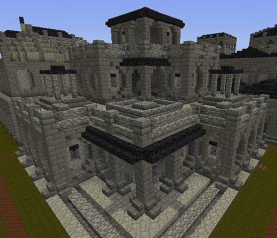 Awesome Looking Base Minecraft Project