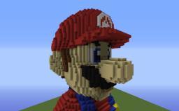 Mario - 43x53x104 Minecraft Map & Project
