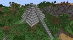 Inca Temple Minecraft Project