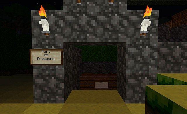 Entrance Fort of Forsworn