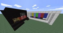 Working Computer : rube goldberg Minecraft Map & Project
