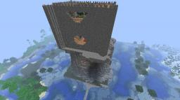 Lordmasta Manor! Completely Made In Survival! ALMOST COMPLETE Minecraft Map & Project