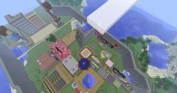 SilverStorm Minecraft Map & Project