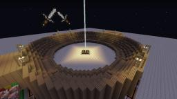 Colosseum Gladiators V1.0 [SP/MP/Adventure/Challenge/1.4X] Minecraft Map & Project