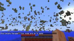 minin the sky mod (forge) (1.4.5) Minecraft Mod