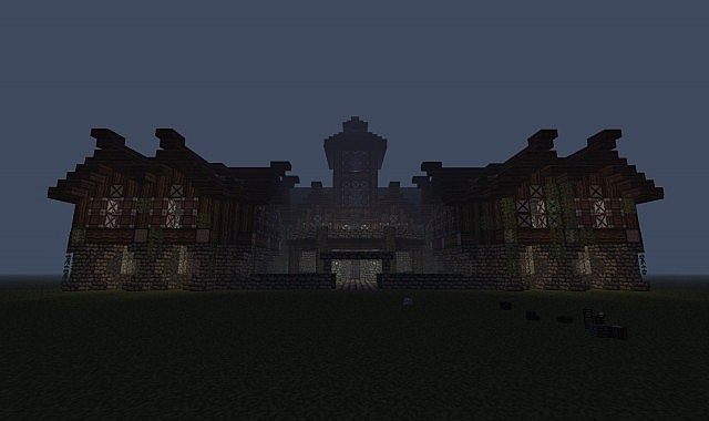 Gothic Builds Minecraft Project