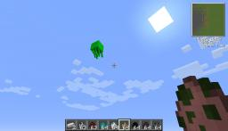 Moo's green mobs Minecraft Texture Pack