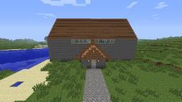 BreakOut v01 Minecraft Map & Project