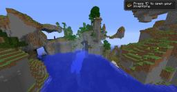[1.4.5]Incredible Minecraft Terrain Mod ( V 2.1 ) By SkunkMunk Minecraft Mod