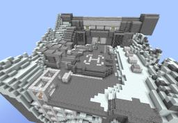 Shadow Moses Island (METAL GEAR SOLID: THE TWIN SNAKES/GUNS OF THE PATRIOTS) Minecraft Project