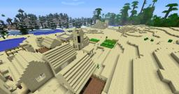 Epic Minecraft Starter Seed (9 Diamonds+Desert Temple) Minecraft Map & Project