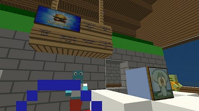 The Krusty Krab Minecraft Project The Krusty Krab Minecraft