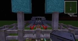 Tekkit railgun Minecraft Map & Project