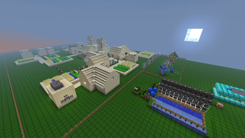 Time to survive v1 5 Minecraft Project