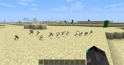 Plastic And Metal Mod [1.4.5] Minecraft Mod