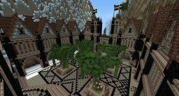 Building an Empire, Zardonian Style! Minecraft Map & Project