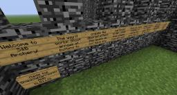S&B Archery Challenge Minecraft Map & Project