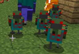 The Zombie Chickens Mod [1.4.7] Minecraft