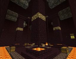 A Really hard mobarena (Includes COMMAND BLOCKS) Minecraft Map & Project