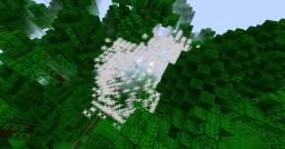 Spiders nest Minecraft Map & Project