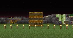 Automated farm Minecraft Project