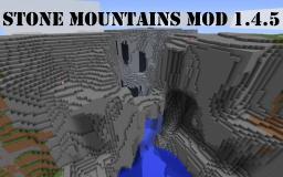 [1.4.5] Stone Mountains Mod [ModLoader] Minecraft Mod