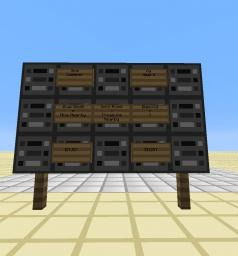 MineSweeper Minecraft Map & Project