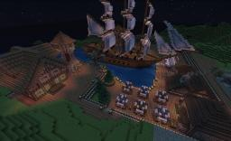 The Land of Elizmur Minecraft Map & Project