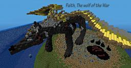 Faith, the Wolf of the War Minecraft