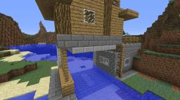 Port Entrance Minecraft Map & Project